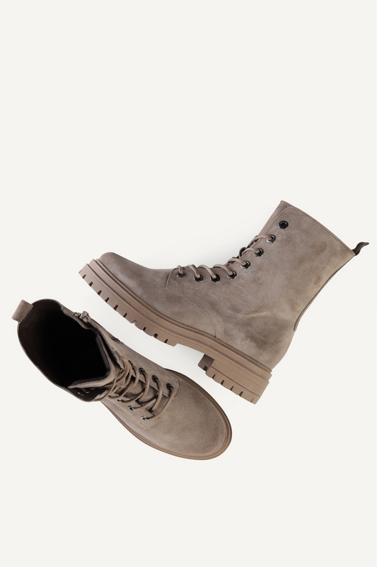 Shoecolate chelsea boots Taupe 8.20.08.852.0