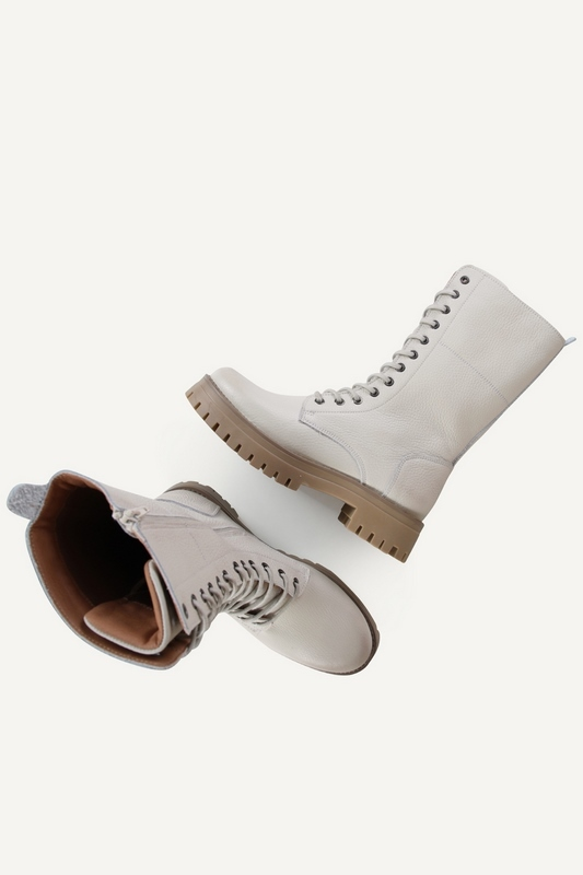 Shoecolate Veterboot Offwhite 8.11.08.451.01