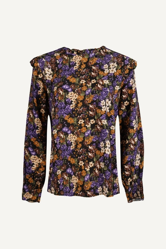 Typical Jill Blouse Paars FUNCKY